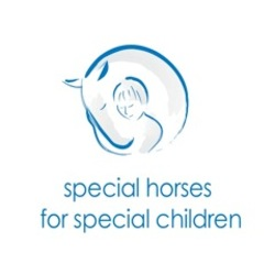 Equine sensory therapy and horseplay and circus tricks for children